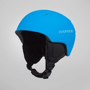 josphere kids kapow kids helmets SKW1 Base Model-Blue