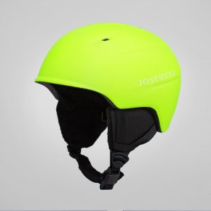 josphere kids kapow kids helmets SKW1 Base Model-Yellow